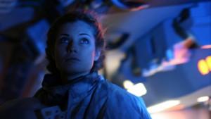 """Siri Nase als """"Ellen Riley"""" (Foto von Pia Beine)"""